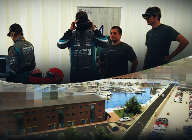 Using Virtual Reality at Events