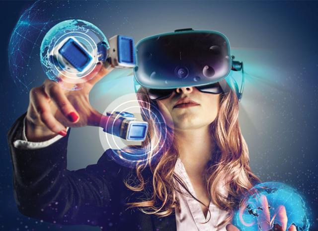 THE INCREASING USE OF VR IN OTHER INDUSTRIES
