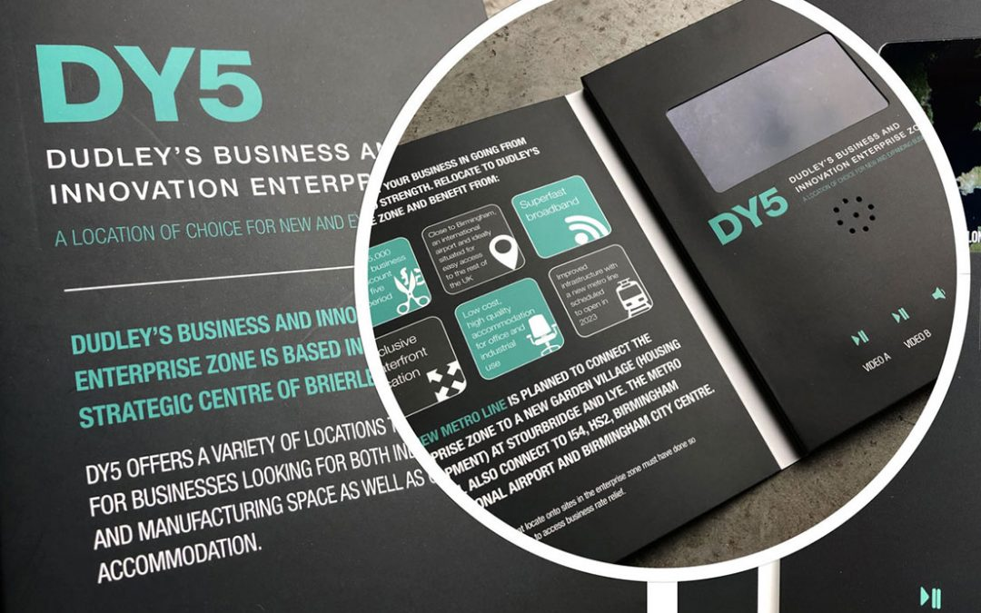 Effective Presentation of the DY5 Enterprise Zone