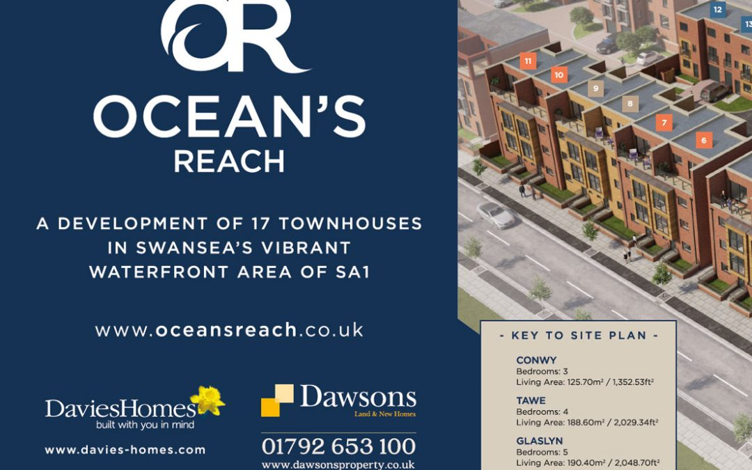 Selling New Homes Off Plan at Ocean's Reach