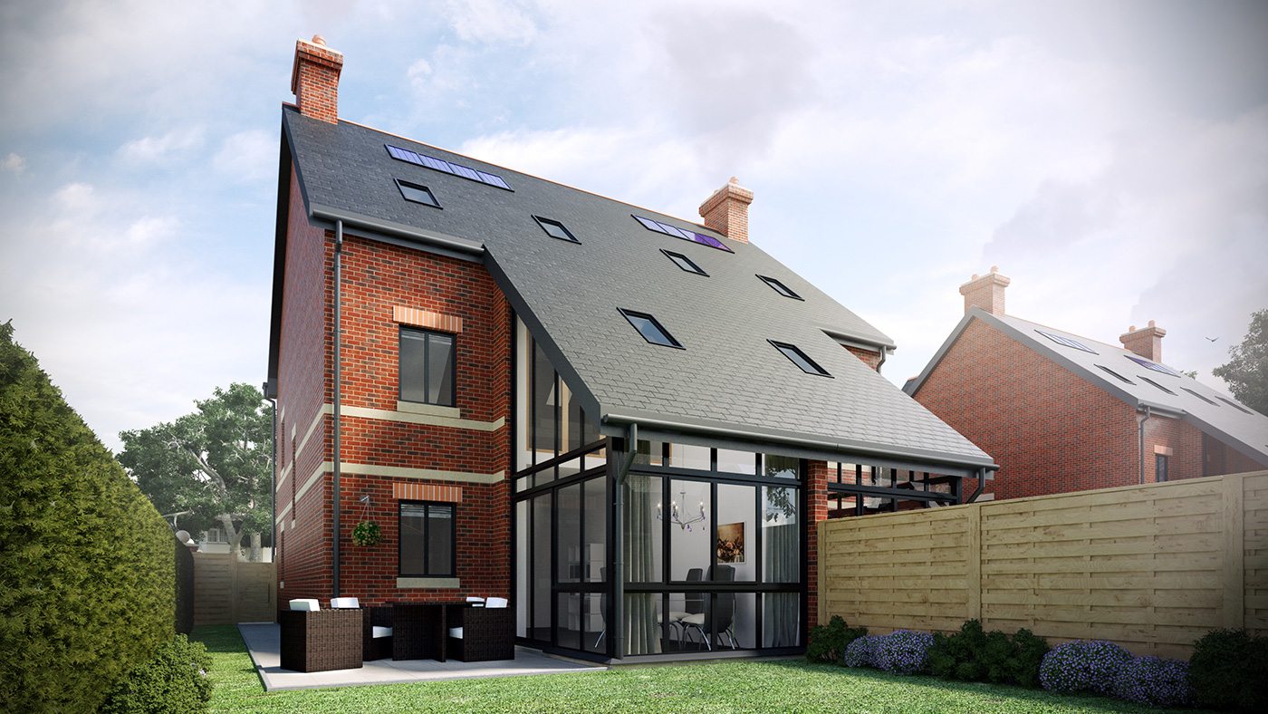 3D House Visualisation - Property Marketing