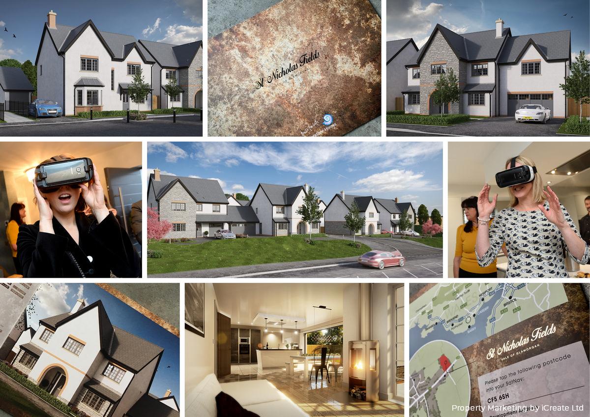 St Nicholas Fields Property Marketing Solutions
